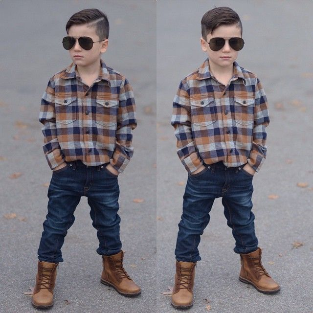 Kid Haircuts With Outfit: 17 Best Ideas About Young Boy Haircuts On Pinterest