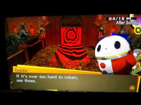 Kupo!1UP: Persona 4 Golden PsVita - Gameplay