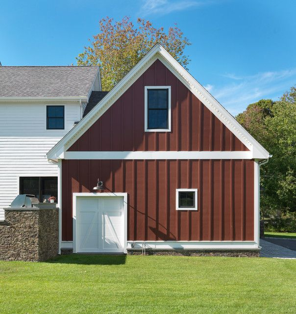 T111 siding garage and shed farmhouse with 3 car garage for 3 car garage shed