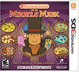 Learn more details about Professor Layton and the Miracle Mask for Nintendo 3DS and take a look at gameplay screenshots and videos.