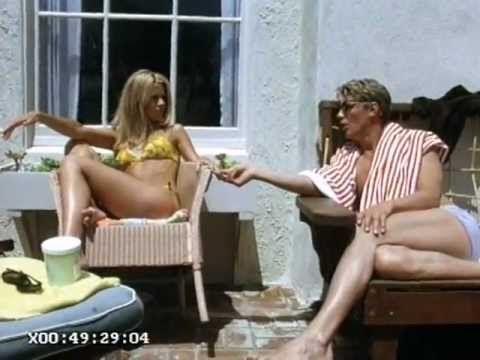 Jane Fonda and Julie Andrews on Malibu Beach 1965