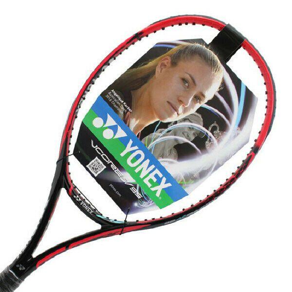 Yonex Vcore Spin Vortex 95 Tennis Racquet Racket Red 95sq 310g G2 16x20 Yonex Yonex Tennis Racquet Tennis