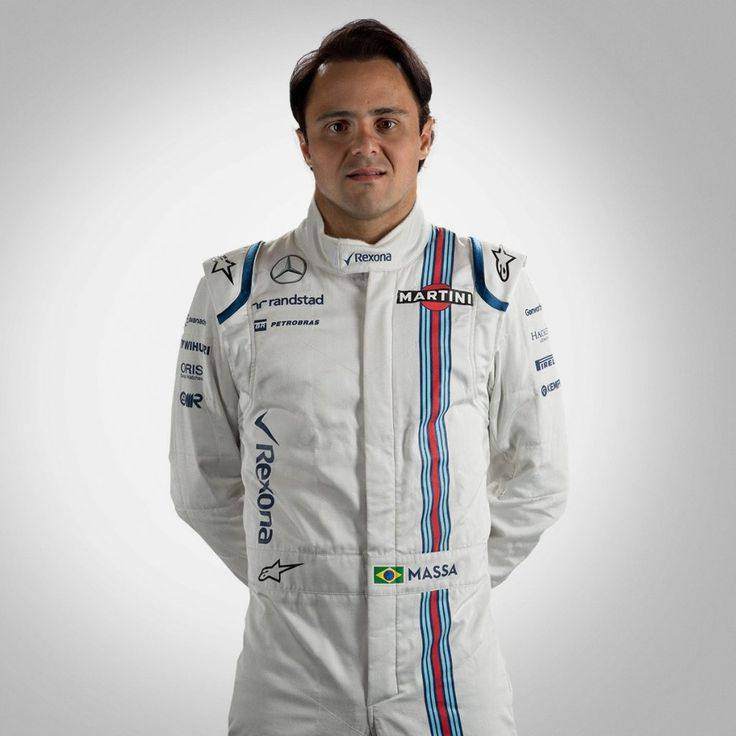 Felipe Massa: BRA; Williams; 39 Podiums; 1st (11x): A GOOD DRIVER
