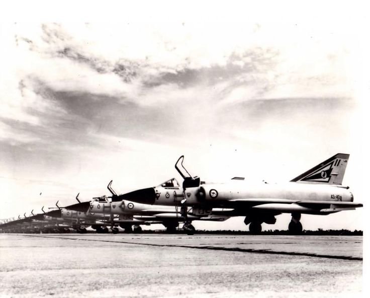 RAAF Mirages at Butterworth