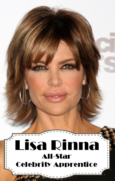 Celebrity apprentice 2019 lisa rinna