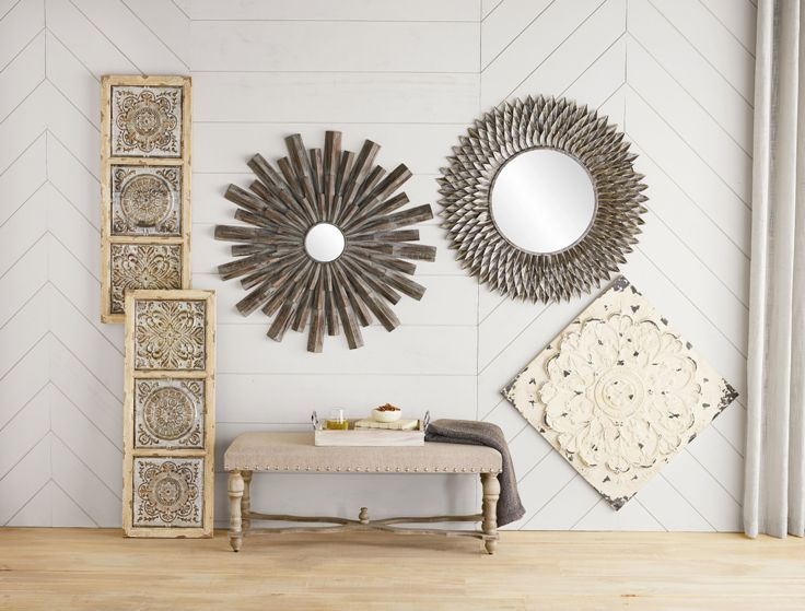 Wall Decor Mirrors Steinmart Summerhome