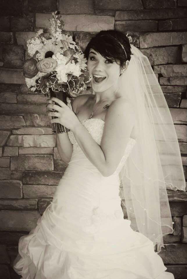 Pixie bride