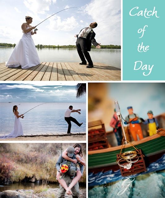 8 best decorations images on pinterest fishing wedding wedding modern country designs fishin country fishing theme wedding junglespirit Gallery