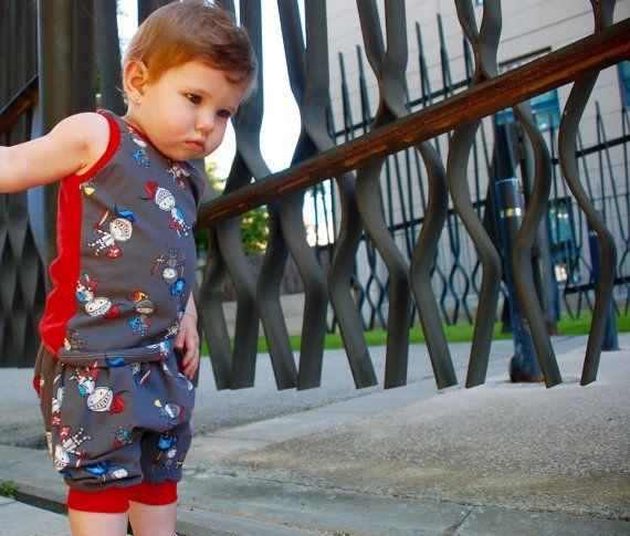 Pantalón Harem de Caballeros Unisex- Pantalón Corto para Bebé- Pantalón Harem para Niña- Ropa para Niños- Ropa Cómoda