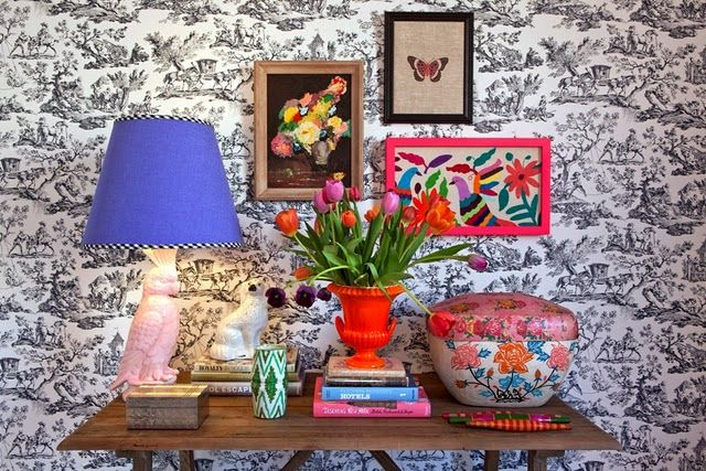 Good color groupings : Vignettes, Color Rooms, Wall Decor, Colors, Absolutely Beautiful, Interiors Design, Bold Color, Color Patterns, Beautiful Things