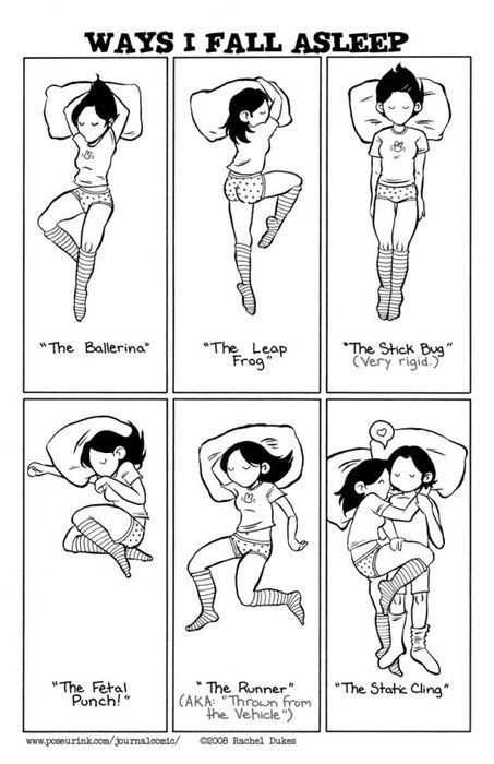This is so true! :)De Dormir, Fall Asleep, Leap Frogs, Random, Funny, True, Leapfrog, Static Clings, Things