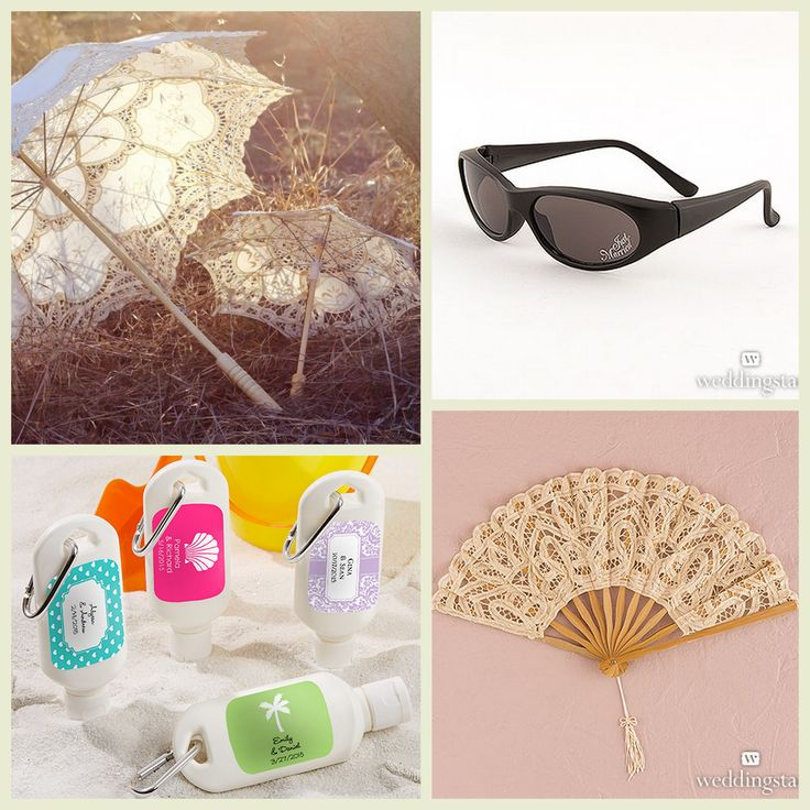 Summer Wedding Accessories from HotRef.com