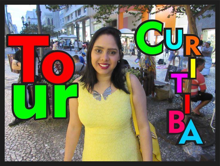 Vlog + Tour por Curitiba 2016 HD - http://quick.pw/1gyh #travel #tour #resort #holiday #travelfoodfair #vacation