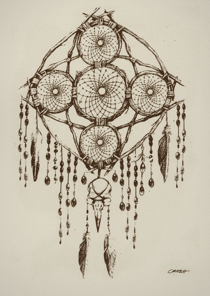 Part of my big Dreamcatcher tattoo project. This is the idea I want for the base dreamcatcher. The four small catcher circles there will have my favorite Adirondack animals in them. Ones that represent their own & mean a lot to me; the Lynx, the Great-Horned Owl, the Timber Wolf & the Black Bear