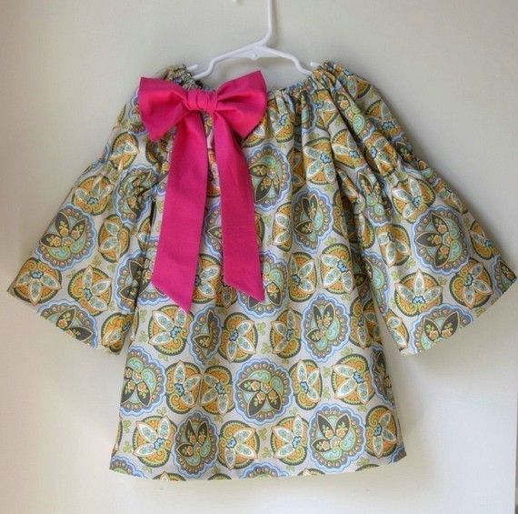 Image result for Free Long Sleeve Peasant Dress Pattern