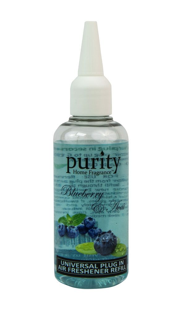Purity home Fragrance Luxury refill ils for plug in air fresheners. Save 60% vs official refills and go greener too. Hand blended perfume grade scent.
