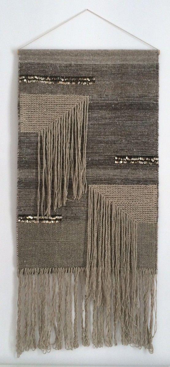 17 beste idee n over macrame wandkleden op pinterest macram en muur knutselkunst. Black Bedroom Furniture Sets. Home Design Ideas