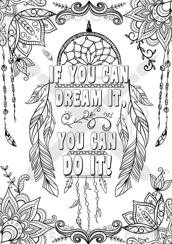 These Are The Best Printable Coloring Sheets For Adults Quotes About Happiness In 2020 Quote Coloring Pages Coloring Pages Inspirational Inspirational Quotes Coloring
