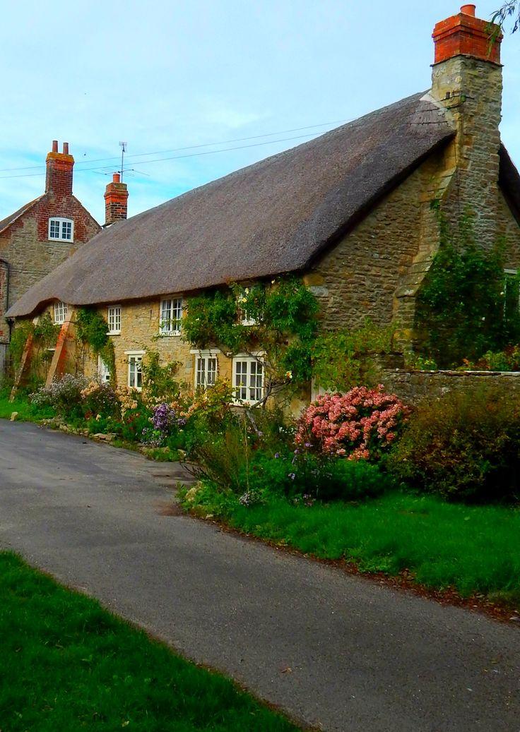 Burton Bradstock, Dorset, England, UK