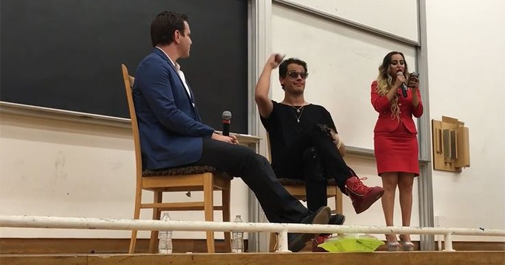 """UNCENSORED: DAVE RUBIN AND MILO YIANNOPOULOS DEFEAT FEMINISM Infowars reporter Joe Biggs will join social commentator Milo Yiannopoulos to tell Californians the truth about feminism and """"social justice warriors."""""""
