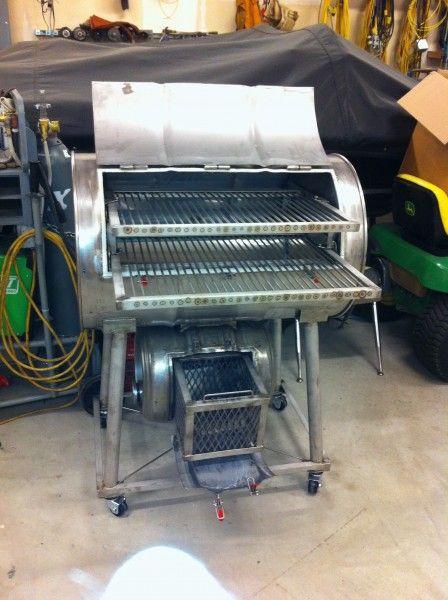 Best BBQs Smokers Images On Pinterest Smokers Barbecue - 8 diy smokers for enjoying barbeques