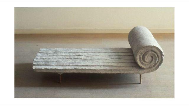 """Sömnen"" - Berit Lindfeldt Concrete & Iron"