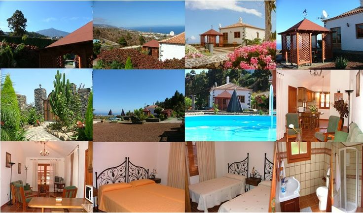 Vacation homes-Tenerife, La Guancha-TRUST LABEL rented by you ...from now