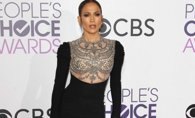 Jennifer Lopez talks footwear