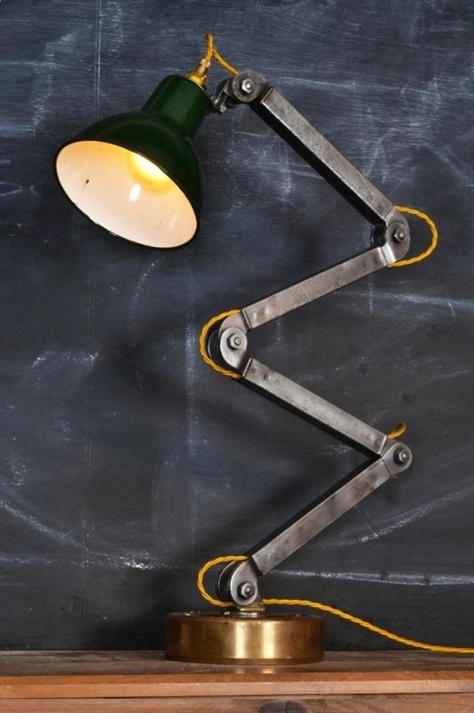 EDL Vintage Task Lamp.
