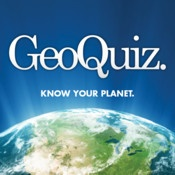 Brain Cafe | GeoQuiz covers a wide variety of geographically related material, from capital cities and flags to natural extremes like the highest of the high and coldest of the cold. If you've not a master of the globe before you start the quiz, you will be by the time you finish. And with a user friendly, multiple choice interface, GeoQuiz will easily keep you entertained while improving your knowledge of our fascinating planet.