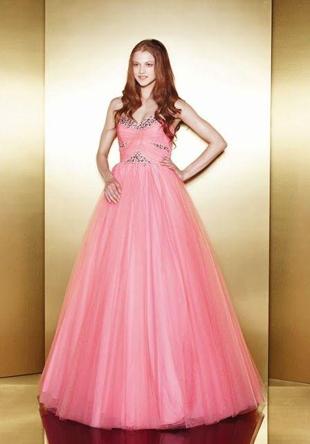 Asombrosos vestidos de 15 años modernos | Moda 2014