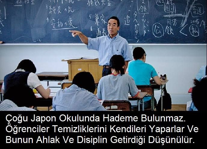 Japon ahlak ve disiplini