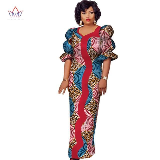Fashion African Women Dashiki Dresses