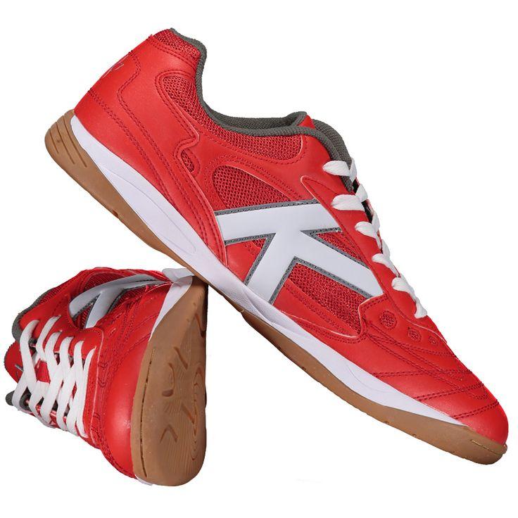 Chuteira Kelme Copa Futsal Vermelha Somente na FutFanatics você compra agora Chuteira Kelme Copa Futsal Vermelha por apenas R$ 249.90. Futsal. Por apenas 249.90