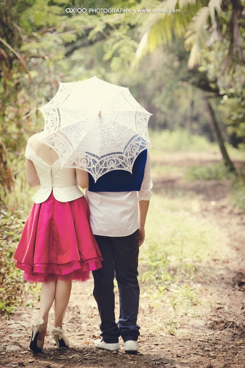 A Love Story by axioo photography