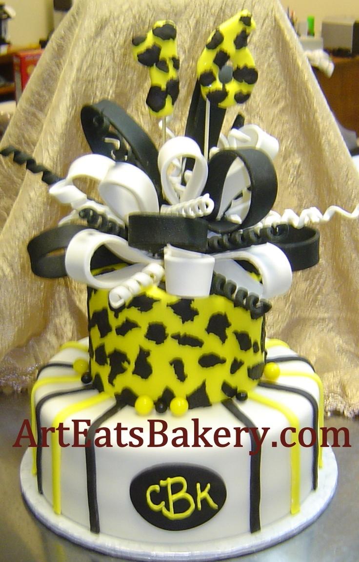 76 Best Art Eats Bakery Unique Birthday Cake Designs