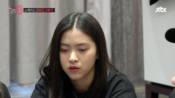 Shin Rhu Jin on MIXNINE ep 3 #신류진 #미스나인 #JYP Source : shin ryujin updates on twitter