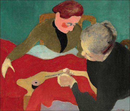 Edouard Vuillard (1868-1940) =) Les couturières