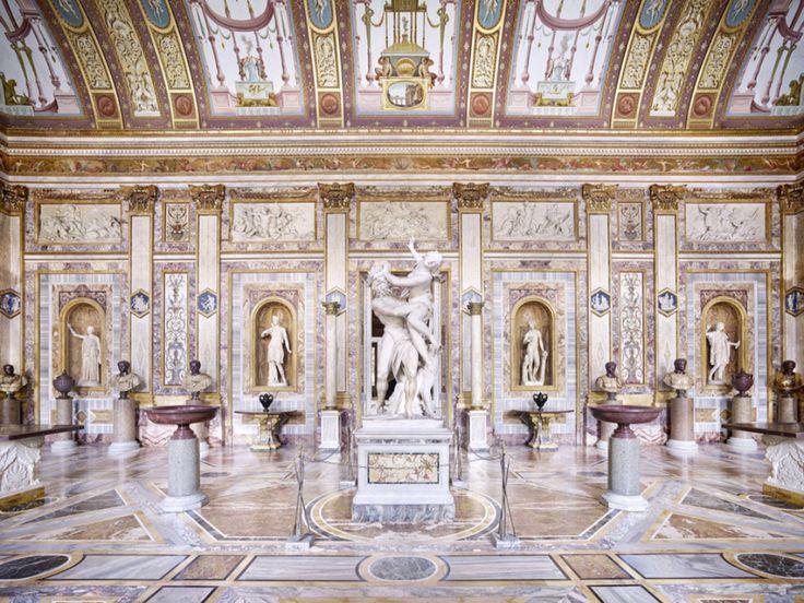 Candida Höfer - Villa Borghese Roma