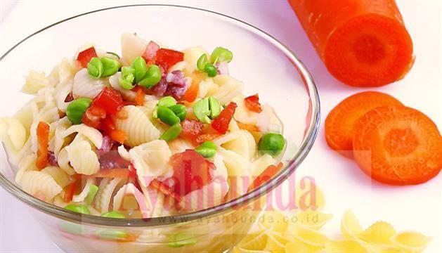 :: Pasta Sayur Daging Cincang :: Resep Makanan Bayi :: Resep :: Ayahbunda :: Baby :: Recipe