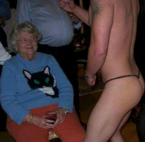 #blue #catlover #granny