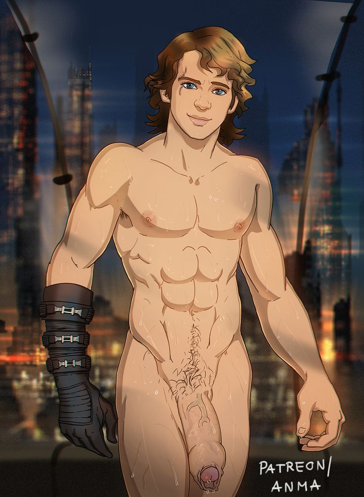 Have thought anikan skywalker naked