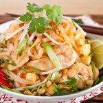 Pad thai de camarones | Virginia Demaria