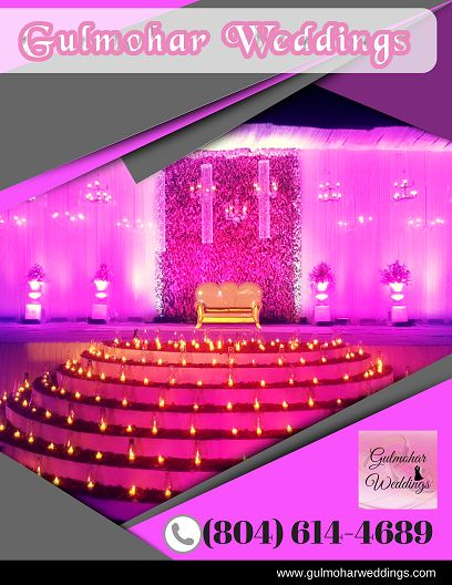 Ever dream of the perfect wedding? With Gulmohar Weddings, the dream would be turned into reality. Our years of experience in the field, we can give you the wedding that you always desired. From planning to execution, from the design to the food, to the waiters and the destination. All would be planned perfectly.