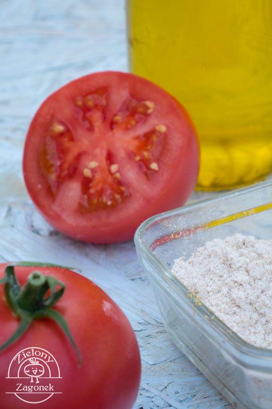 Zielony Zagonek pomidory zrób swój kosmetyk