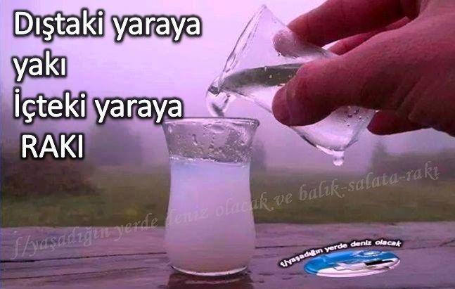 #rakı