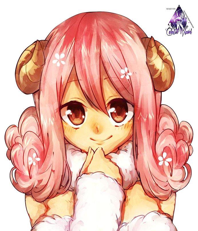 Fairy tail Aries (SOOOOOO FREAKING CCCUUUUTTTTEEEE!!)
