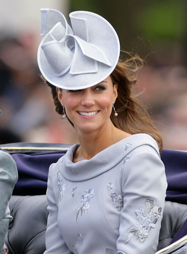 "2012 bei der ""Trooping the Colour"" Parade in London"