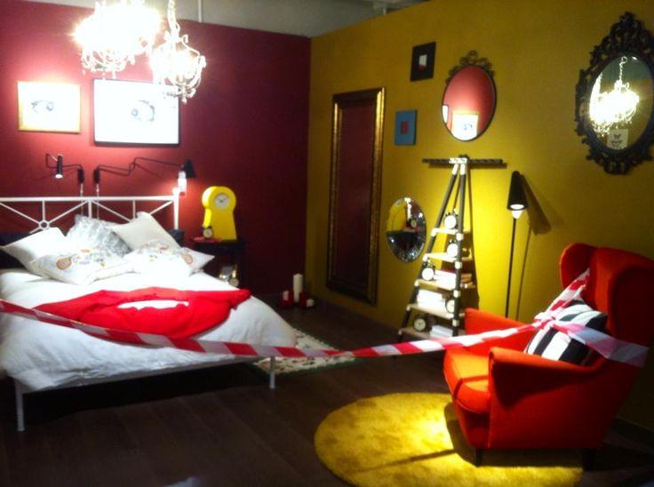 Habitación Salvador Dali en ikea alfafar Valencia