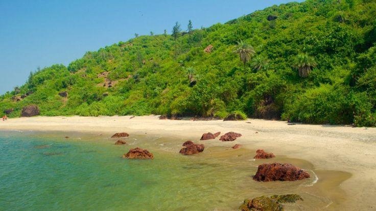 пляж Керим — Северный Гоа